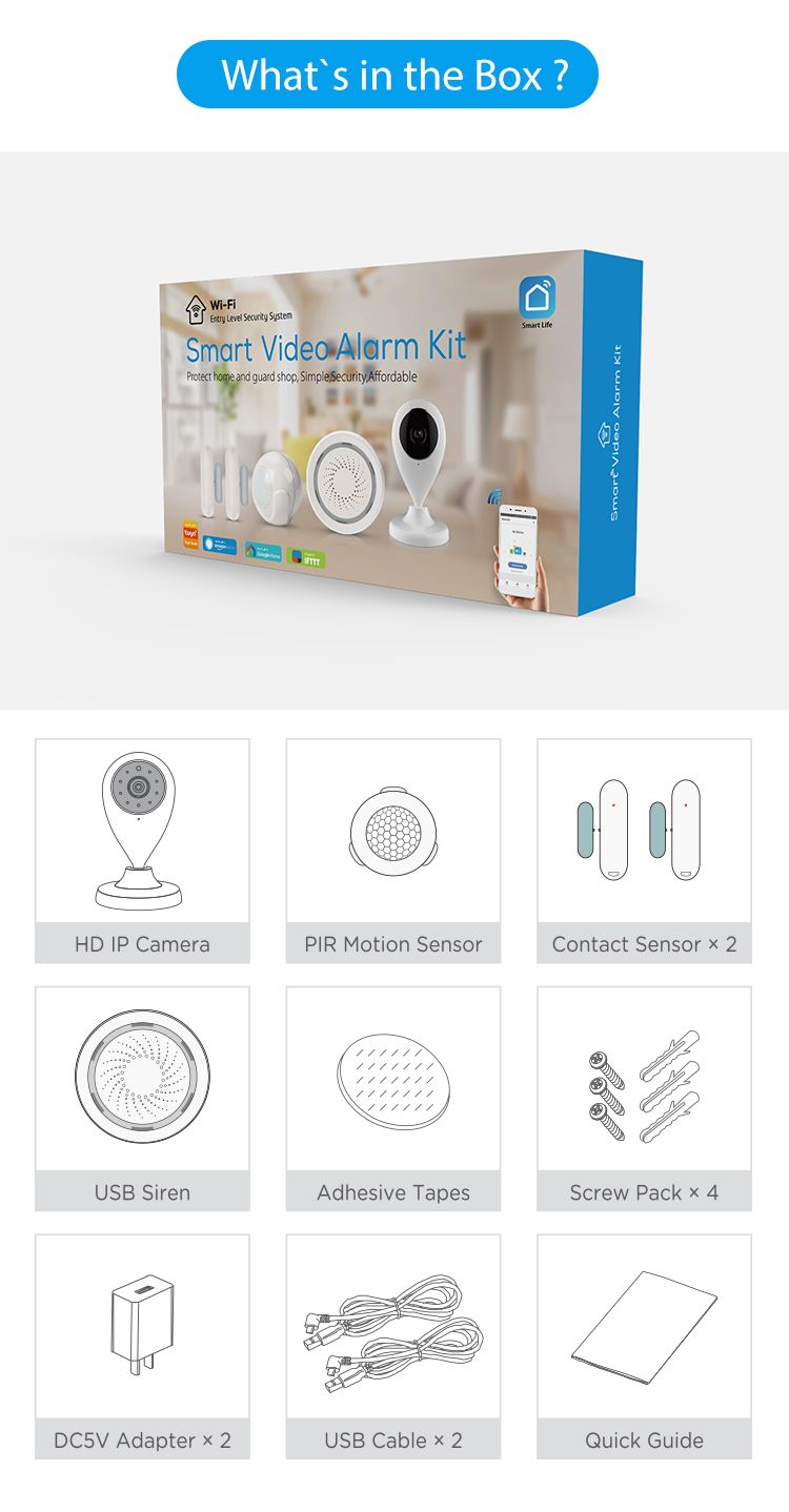 Pin by Tuya & GRSICO Smart Home on Smart Home Sensor | Smart