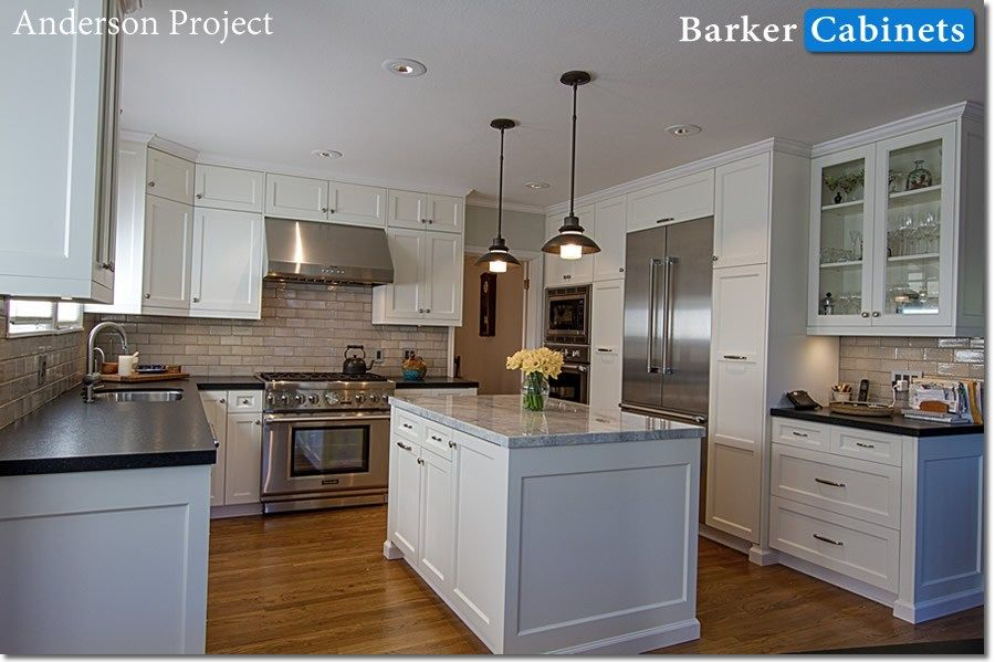 Best Ordering Barker Cabinets Part 1 Kitchen Remodel 400 x 300