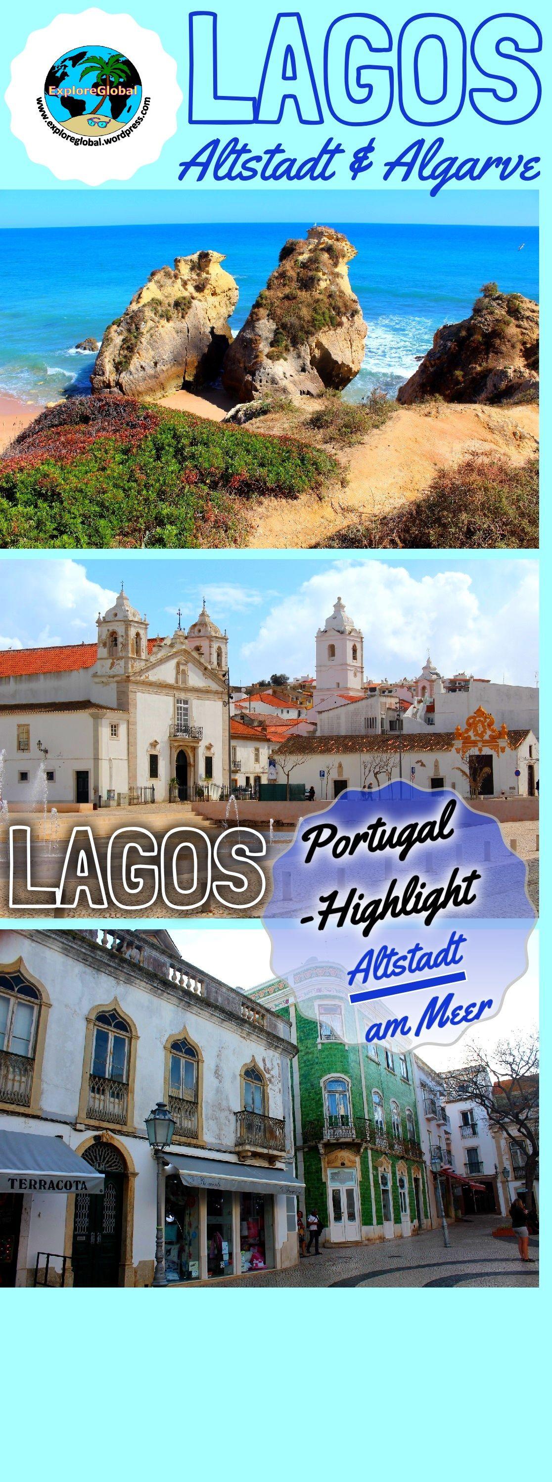 Lagos: Altstadt-Traum am Meer in Portugal. #traveltoportugal