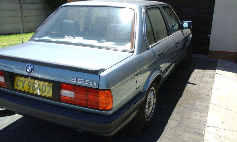 1990 Bmw E30 325i Plumstead Gumtree South Africa 154527862 Bmw E30 Bmw E30