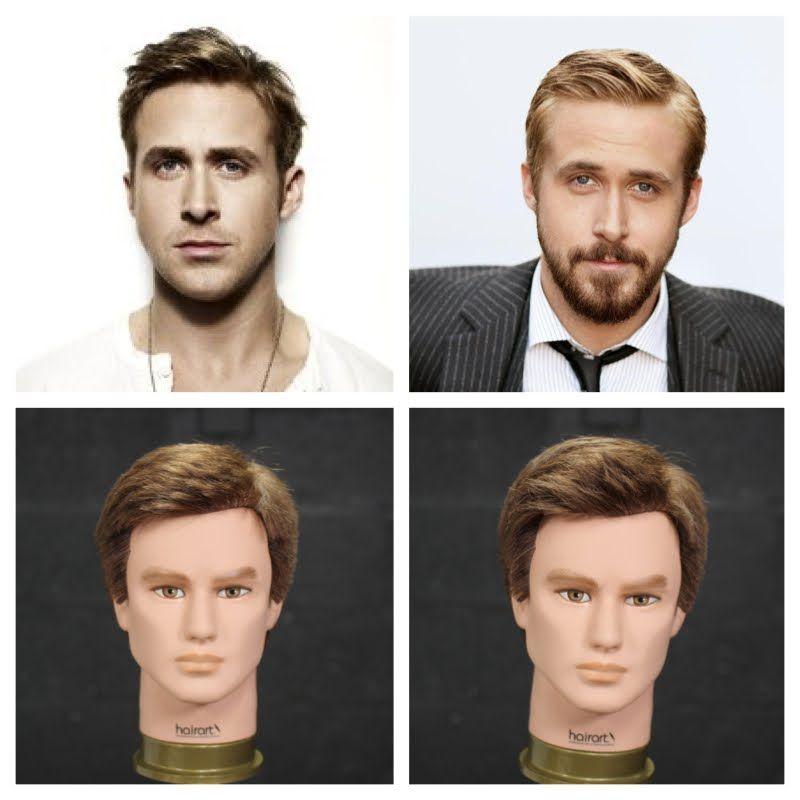 Ryan Gosling Haircut Tutorial
