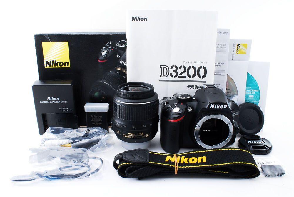 Nikon D3200 Nikon D3200 Lens And Accessories Nikond3200 Nikon Nikon D3200 24 2mp Digital Slr Camera Vr Kit Only 908 Shot Fro Vr Kit Nikon D3200 Nikon 3200