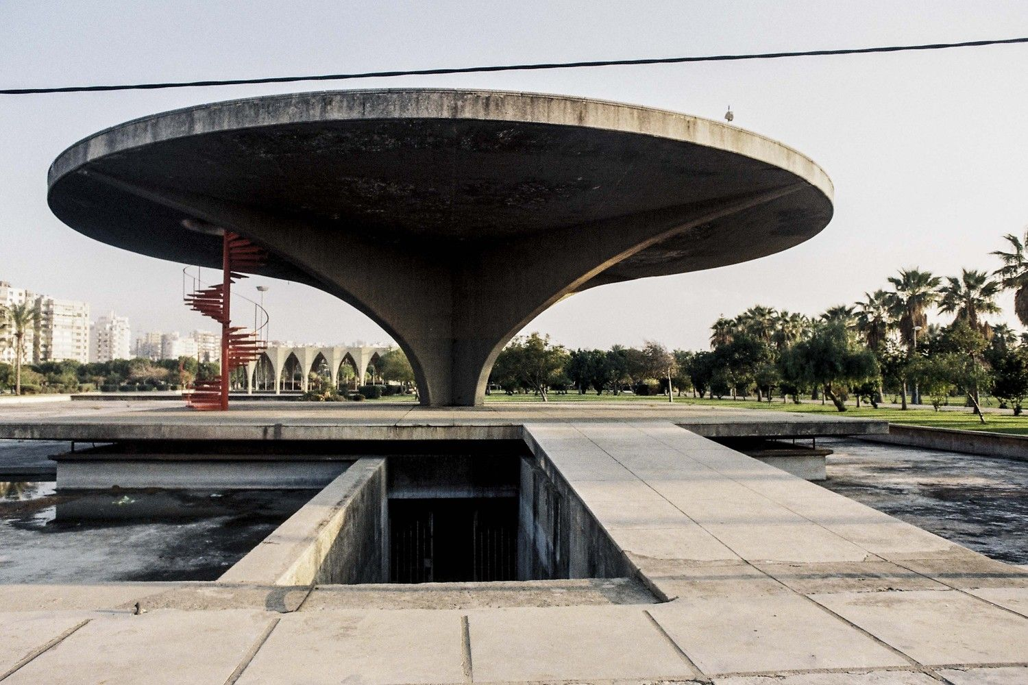 669d752449b92b See Oscar Niemeyer s Unfinished Architecture for Lebanon s International  Fair Grounds