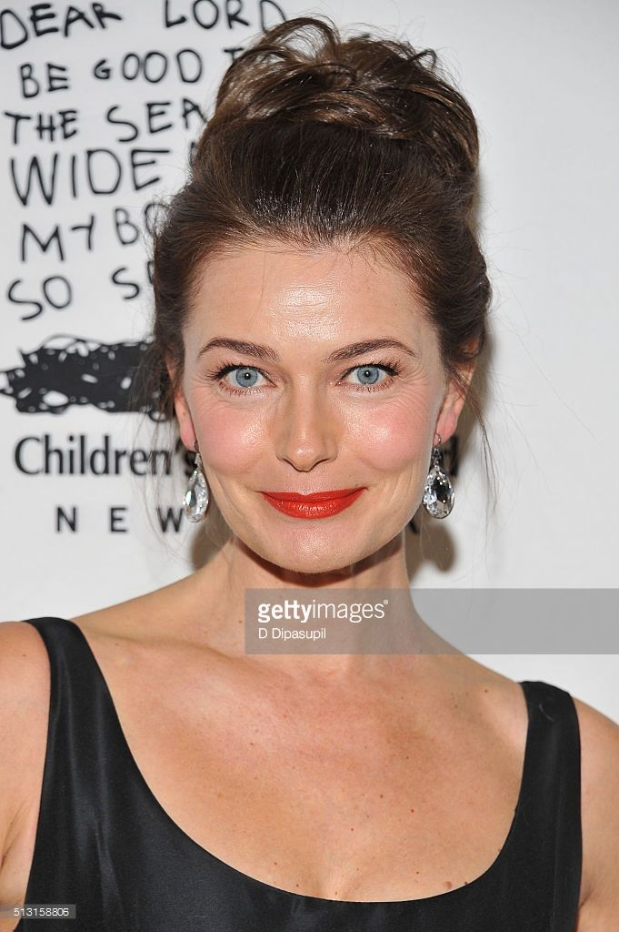 Paulina Porizkova attends the Children's Defense Fund-New York 2016 Beat The Odds Gala at The Pierre Hotel on February 29, 2016 in New York City.