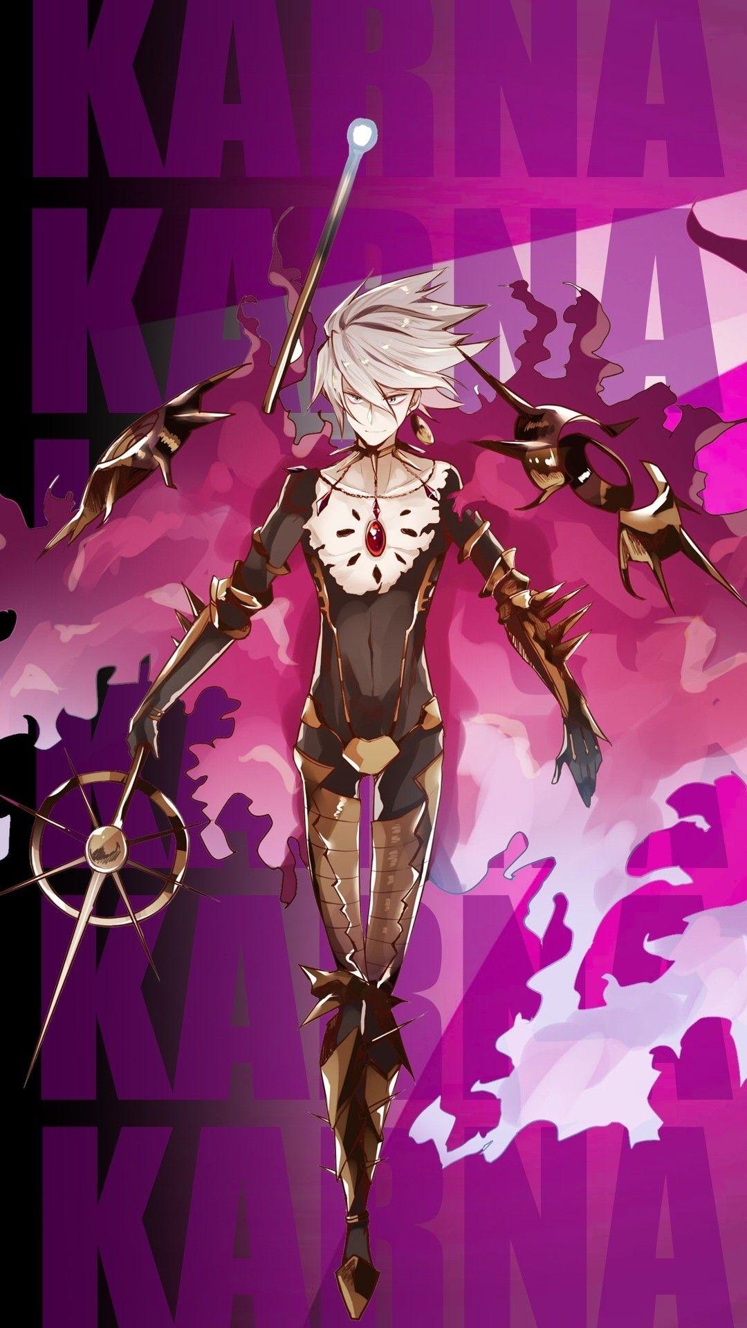 Fate Apocrypha Karna Lancer Of Red Wallpaper Anime
