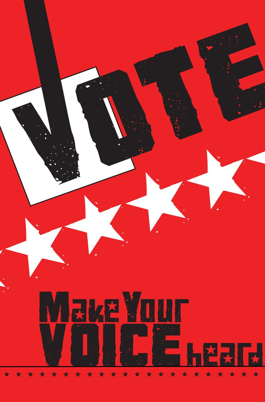 Poster design competition - Vote Poster Voting Poster By Marcielowery151 On Deviantart