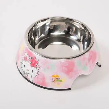 صحون Tena Cattery Cattery Dog Bowls Tena