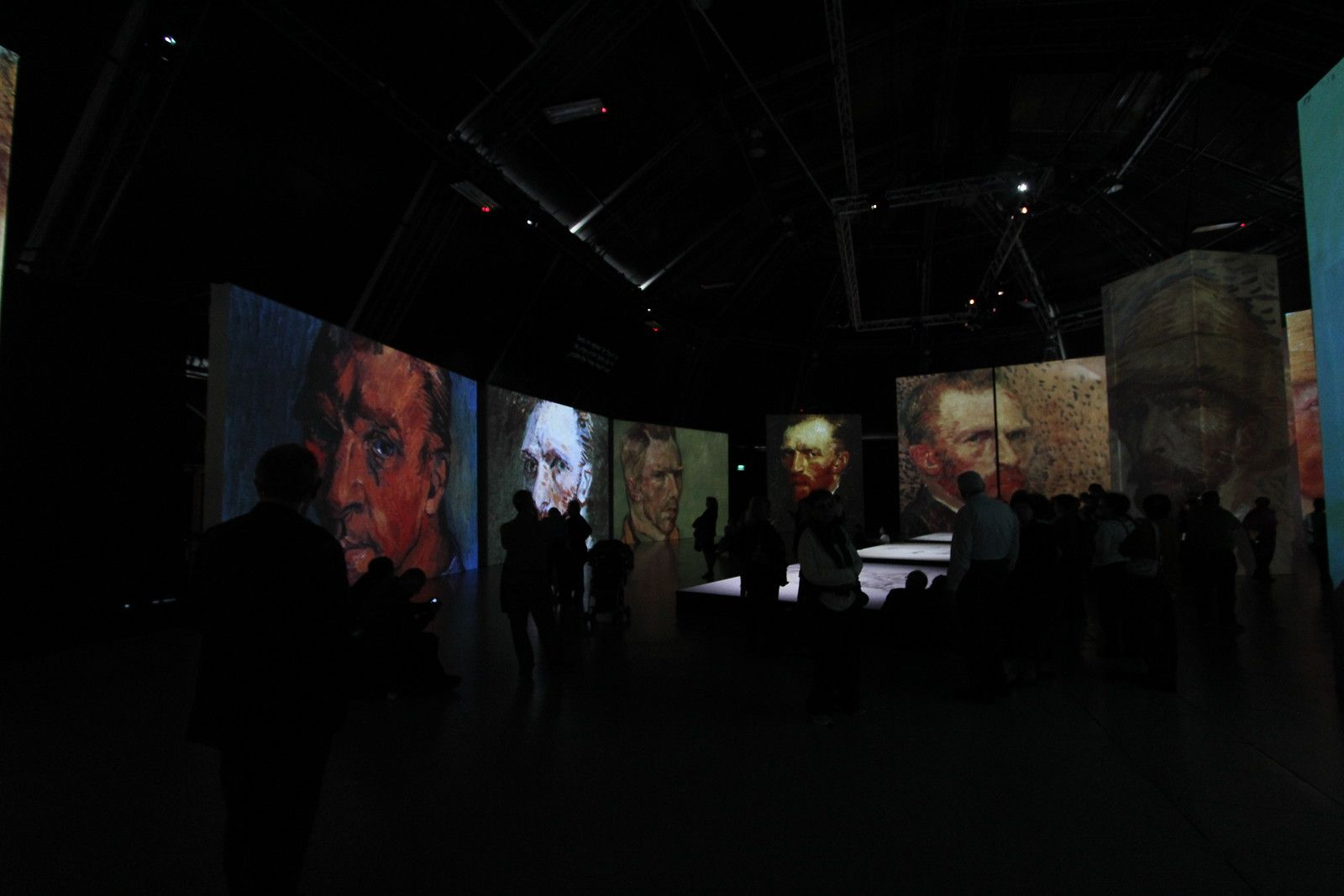 Van Gogh Alive Immersive Multimedia Exhibition Event Marketing Marketing Trends Pretty Pictures