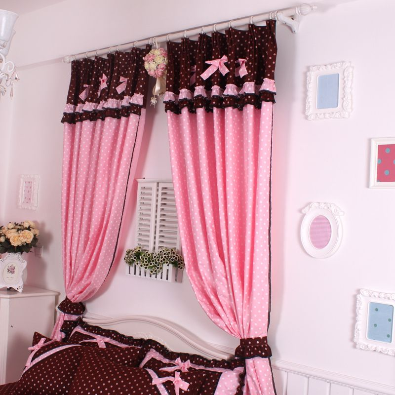 Pin de isabel vega en dormitorios de ni a cortinas para for Decoracion de la habitacion de nina rosa