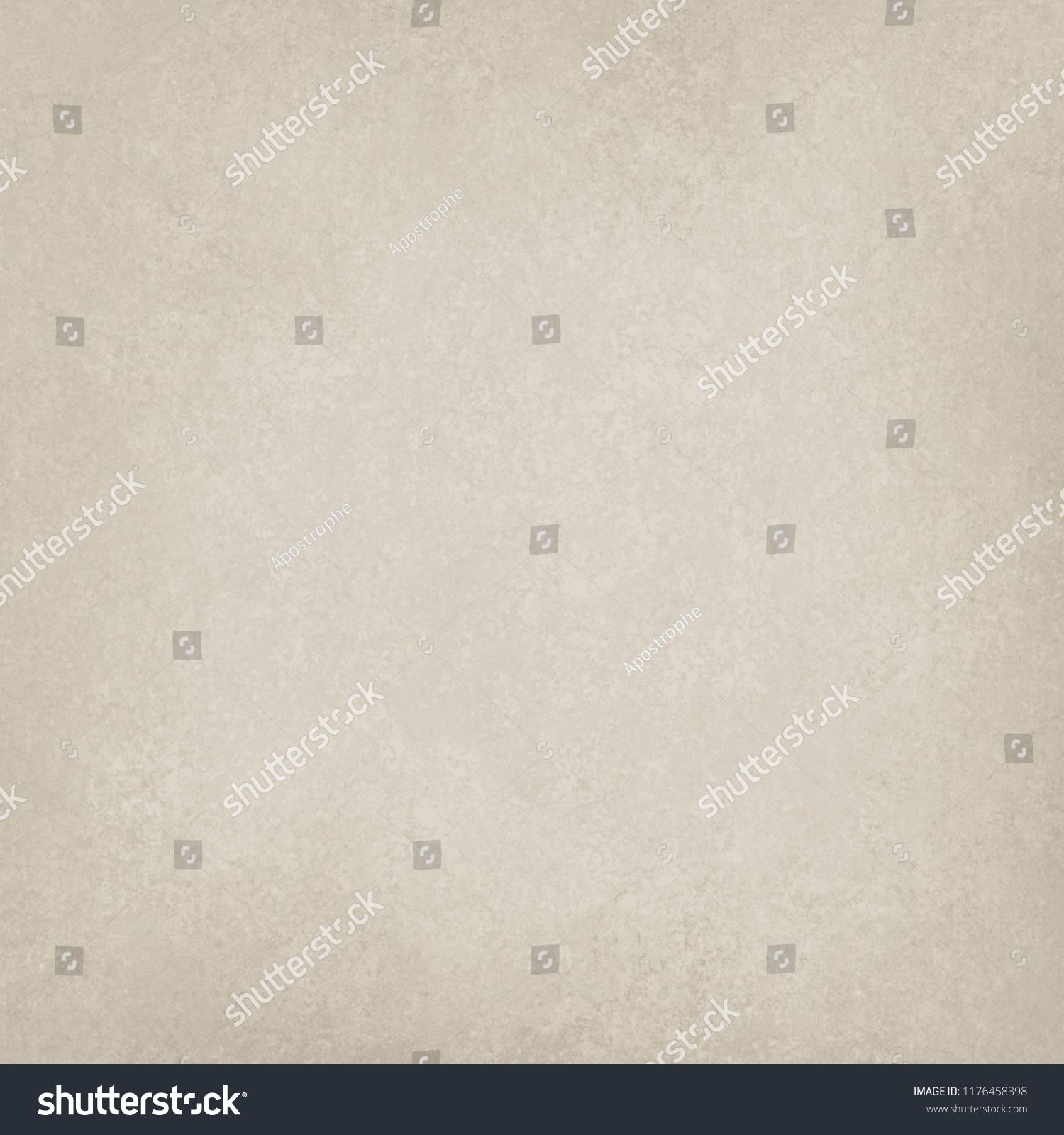 Old Vintage Brown Or Off White Paper Background Illustration With Vintage Distressed Texture And Faint Grunge Distressed Texture Paper Background White Vintage