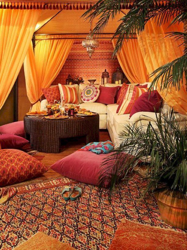 60 Beautiful Morrocan Bedroom Decorating Ideas