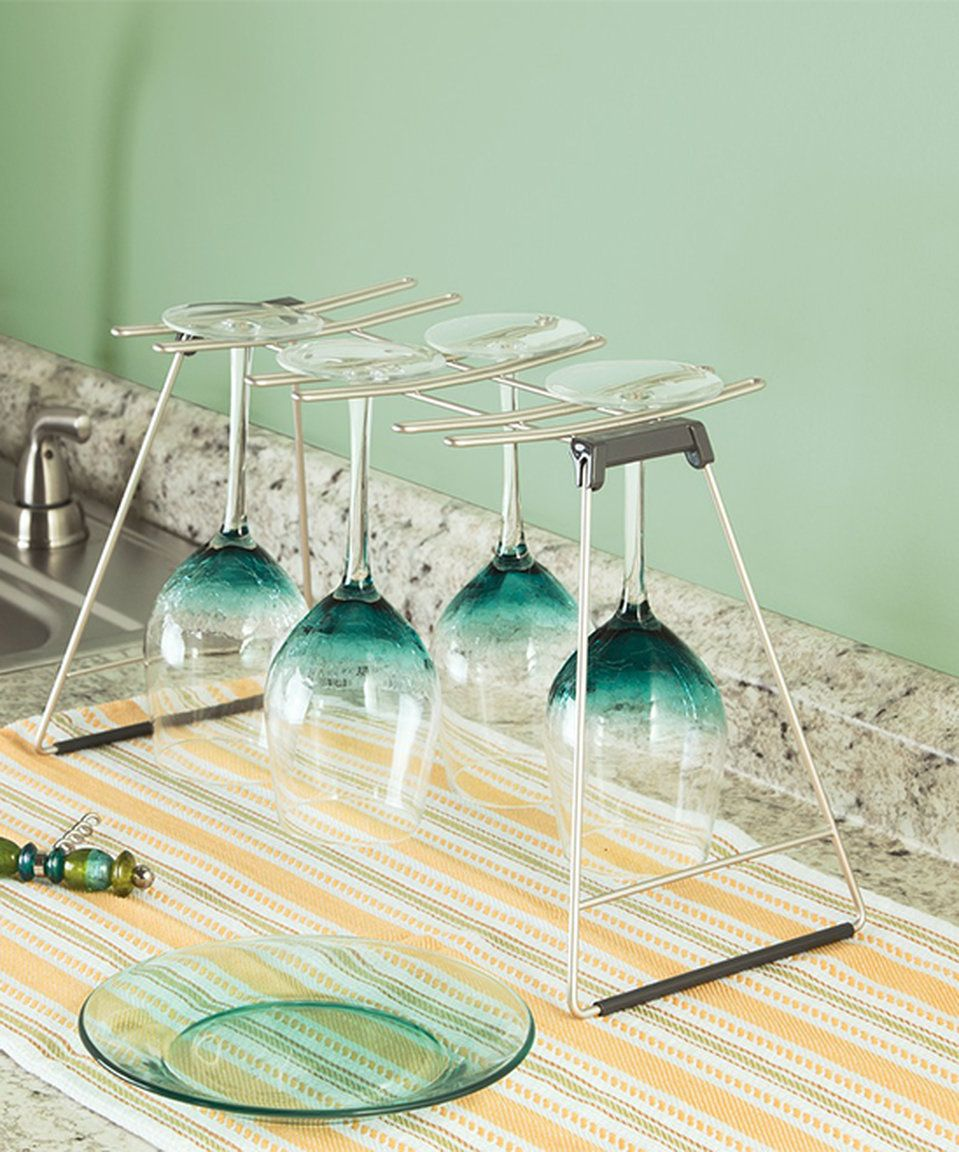 Take a look at this Classico Wine Glass Drying Rack today!