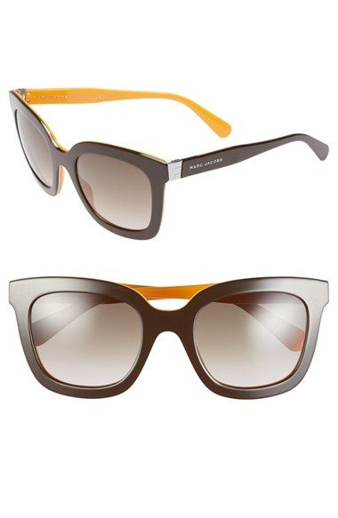0ae5d1227fb MARC JACOBS 52mm Retro Sunglasses available at  Nordstrom ...