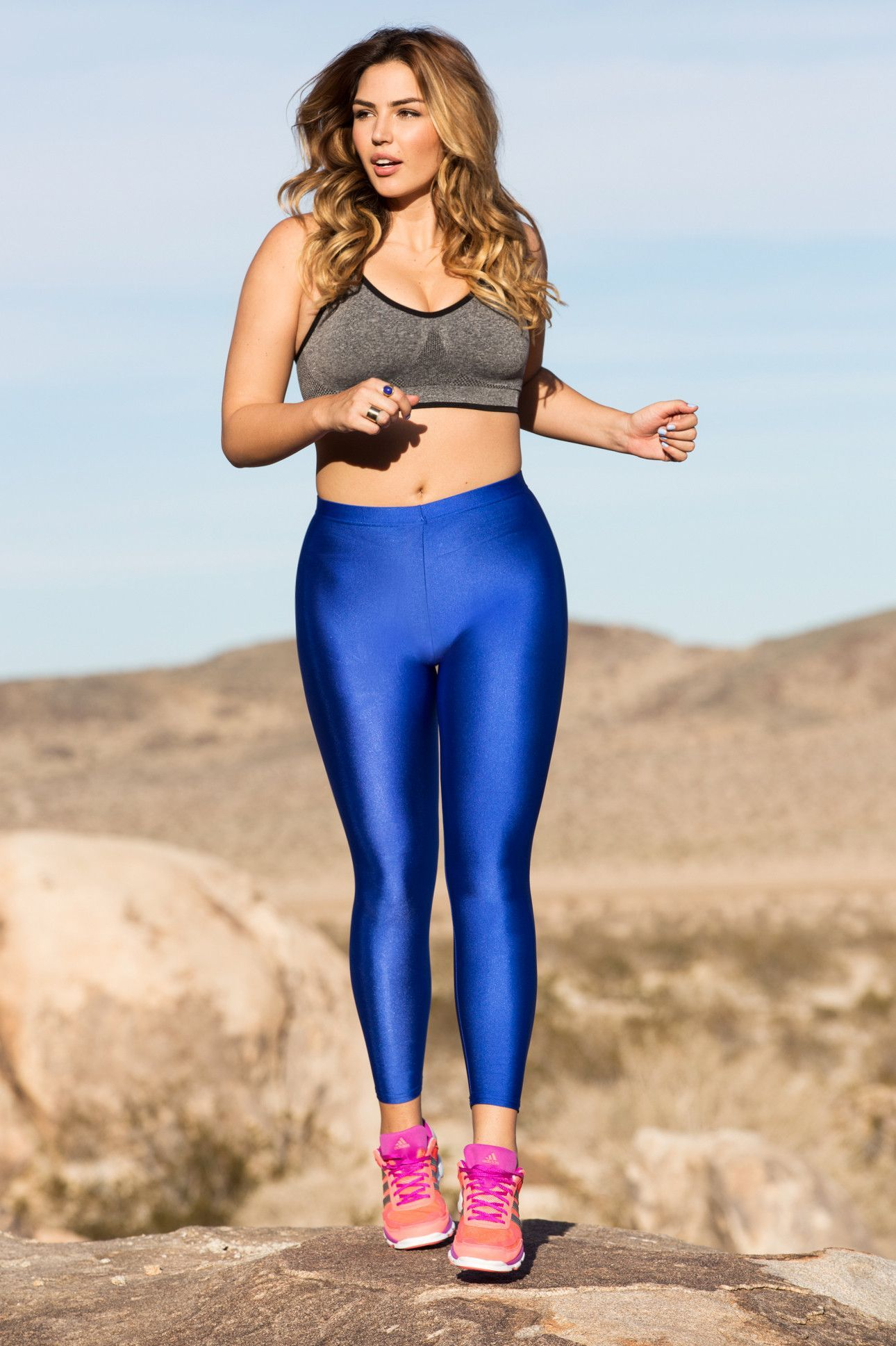 Shiny Blue Leggings | ウェア | Pinterest | Prodotti di bellezza ...