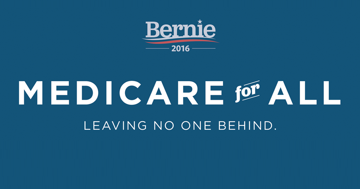 Medicare For All Leaving No One Behind Health Insurance