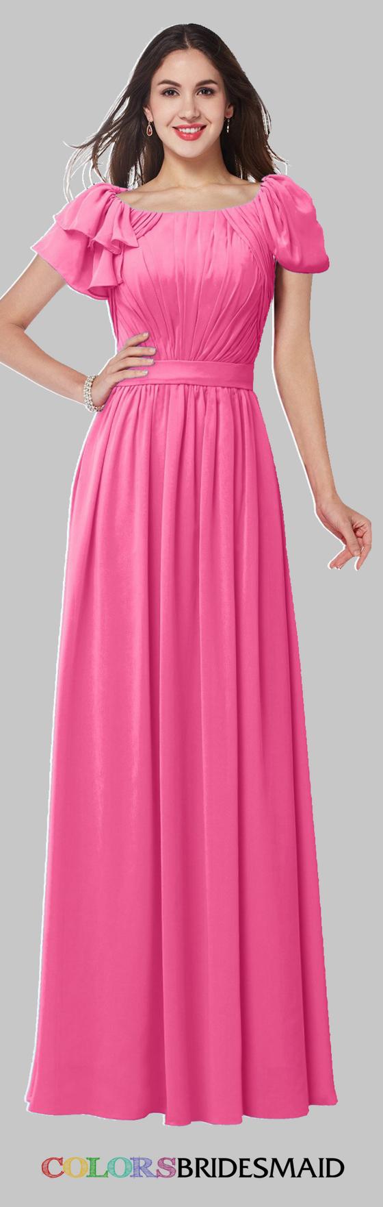 Colsbm thalia fandango pink bridesmaid dresses fashion