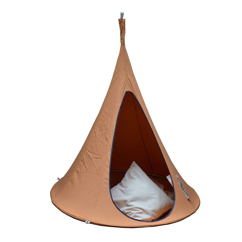 Cacoon bonsai indoor outdoor hanging hammock tent chair