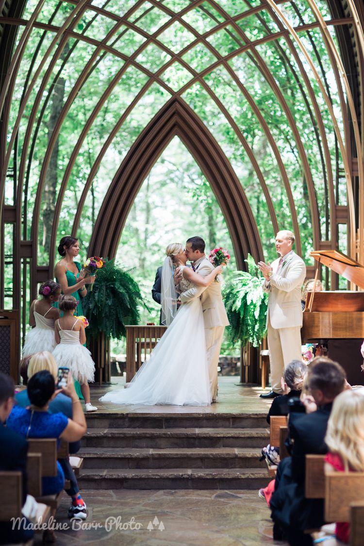 Mildred B Cooper Chapel Wedding Bentonville Ar Candace And Elliot