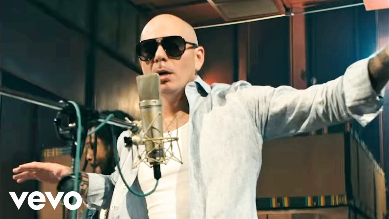 Pitbull Ft Stephen Marley Options Official Video Youtube Stephen Marley Lunchmoney Lewis Marley