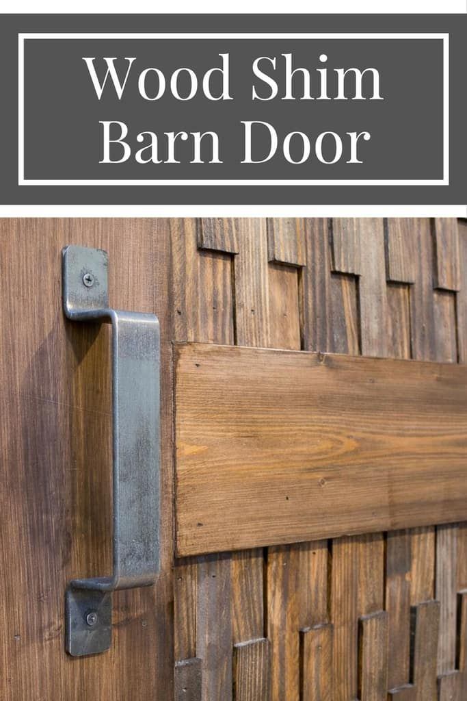 How To Build A Barn Door With Plywood And 1x6 Boards Diy Sliding Barn Door Diy Sliding Door Diy Barn Door