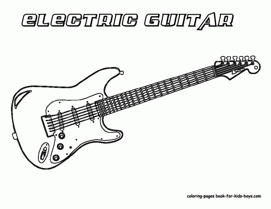 Grab Your New Coloring Pages Guitar Download Https Gethighit Com New Coloring Pages Guitar Download Check More At Coloring Pages Guitar Coloring For Kids
