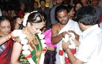 Soundarya Rajinikanth Wedding Saree Google Search