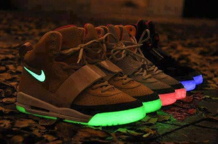 Nike Air Yeezy Kanye West Zen Grey I Like Light Up Shoes If Only They Weren T Designed By Kanye West Nike Free Shoes Nike Dark Shoe