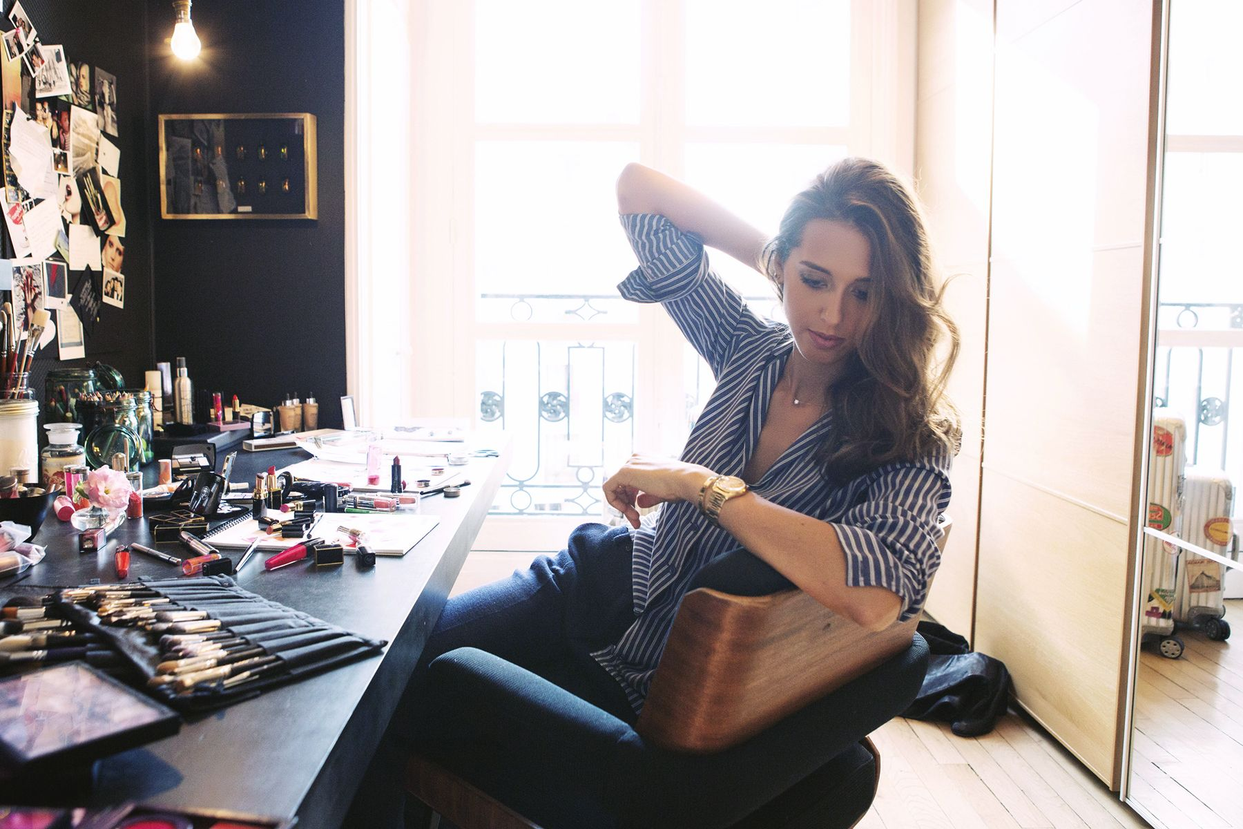 The French Girl Beauty Rules Makeup Artist Violette