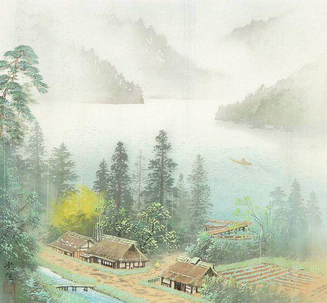 #mianhpn | Japan landscape, Japanese landscape, Japan photography