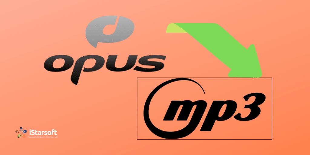Best Ways To Convert Opus To Mp3 On Mac Windows Youtube Music Converter Music Converter Converter