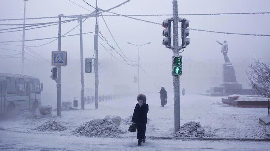 13 Photos Of Coldest Village On Earth Oymyakon Russia Could You Survive At 50 C Reckon Talk Coldest Town On Earth Coldest Place On Earth Yakutsk