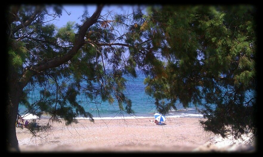 #Greece #Kyparissia #summer #beach