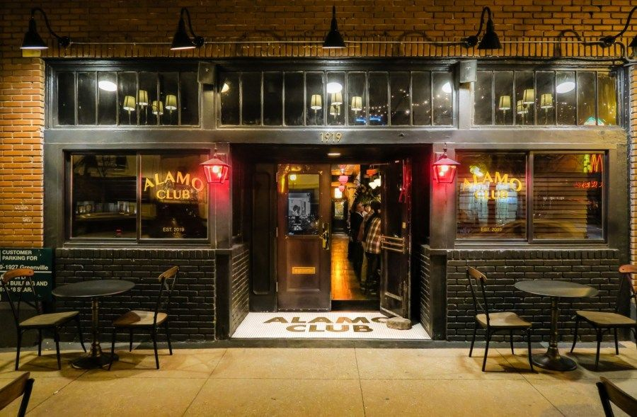 Former Town Hearth Frontman Austin Rodgers Debuts His Alamo Club Tomorrow The Most Eagerly Anticipated Restaurant To Open This Hearth Semi Open Kitchen Alamo