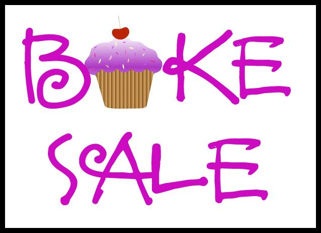 Fall Bake Sale Clip Art