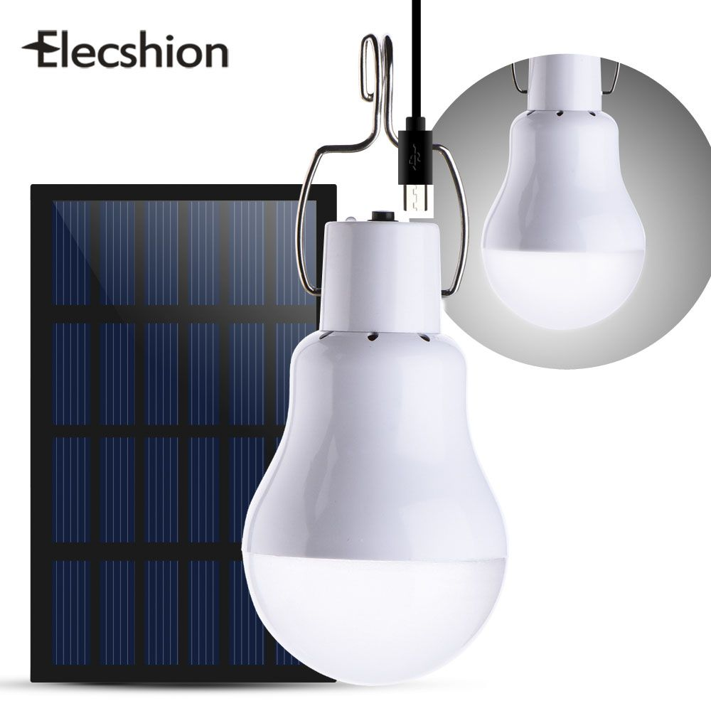 Elecshion Outdoor Led Verlichting Zonne straat Lamp Tuin Power