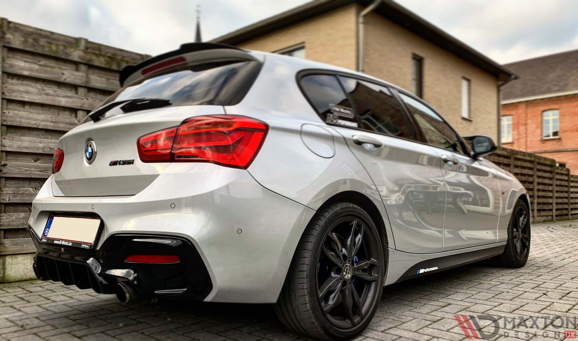 REARly Good lightgrey_m135i 🇧🇪 (Instagram) and our Rear