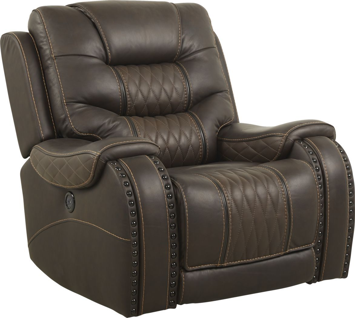 Eric Church Highway To Home Headliner Brown Leather Dual ...