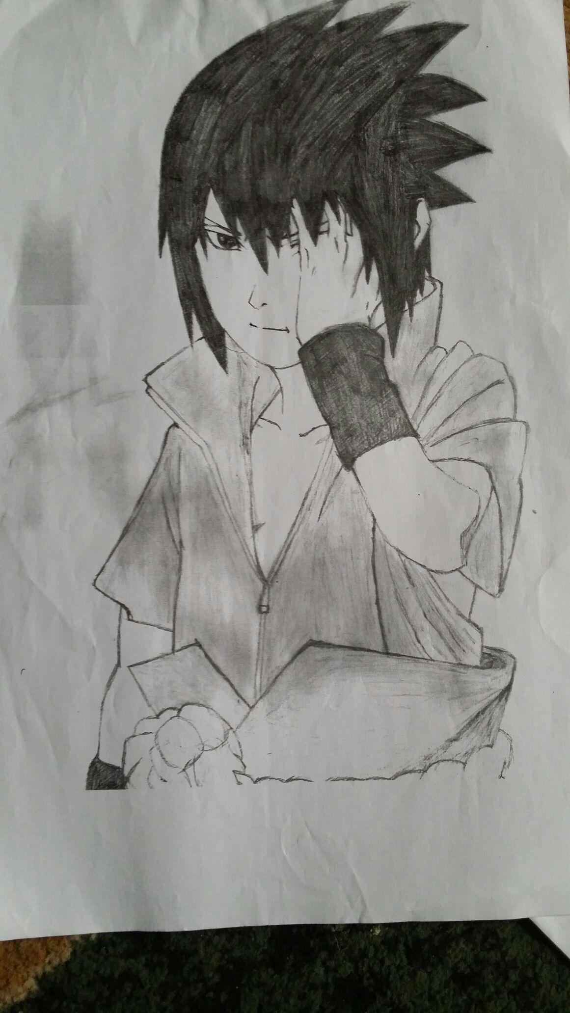 Sasuke Uchiha Dheaa Mohamed
