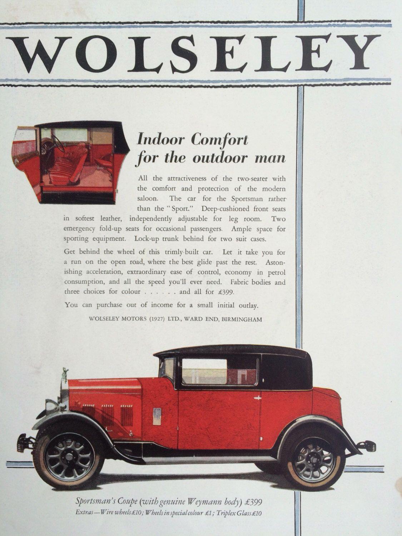 pinjohannes schoeman on wolseley cars | pinterest | cars