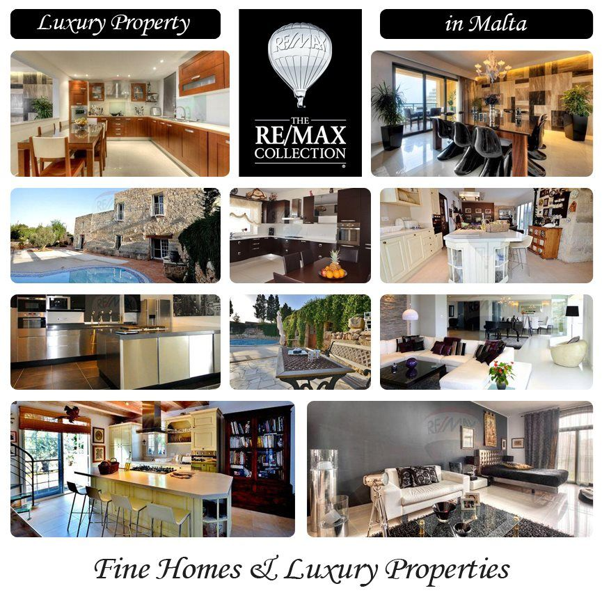 Apartments Agency: Pin By RE/MAX Malta, Real Estate Agency In Malta On Malta