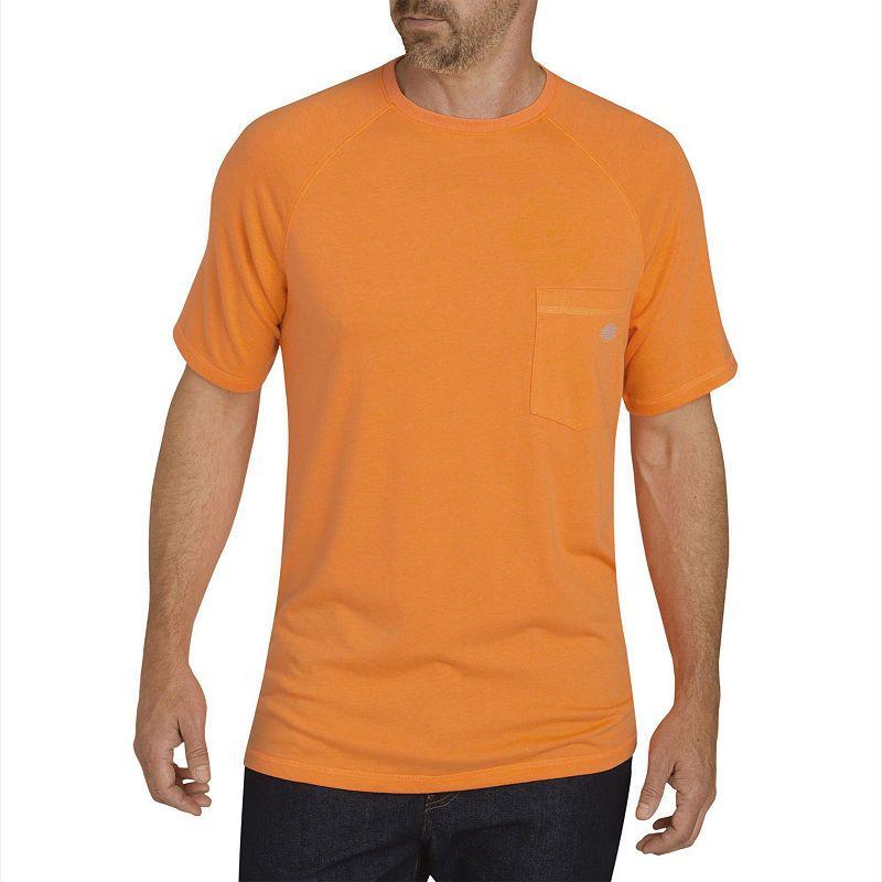 Dickies Short Sleeve Crew Neck Pocket T Shirt Big Tall