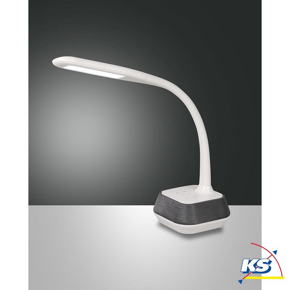 Schreibtischleuchte Mit Lautsprecher Bluetooth In 2020 Led Tischleuchte Led Bluetooth Lautsprecher