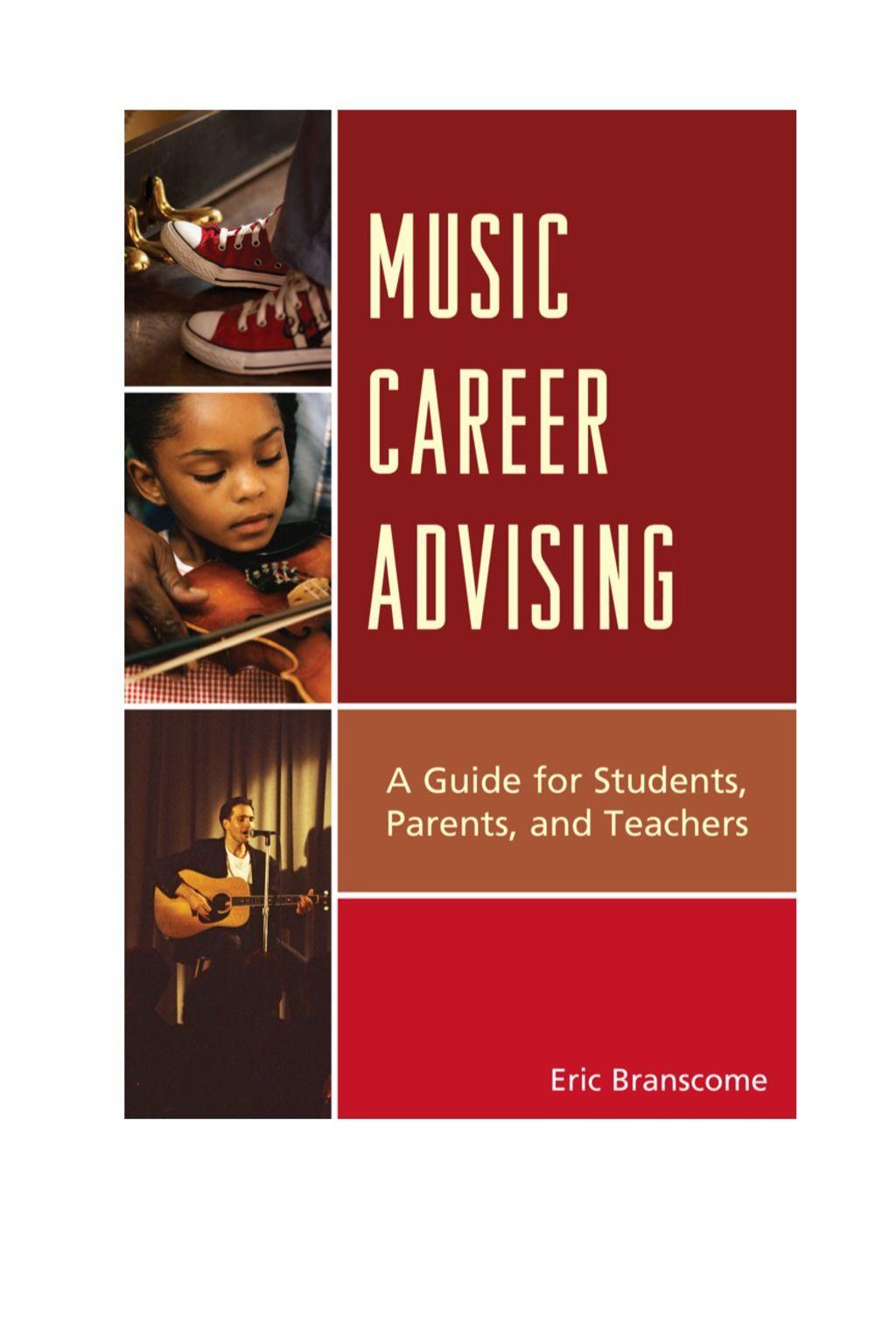 Music Career Advising (eBook Rental) Career, Career