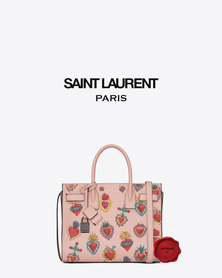 ARTBURO SAINT LAURENT VALENTINE COLLECTION. #artburo #personalization #saintlaurent #bag #fashion #art #ss16 #valentine