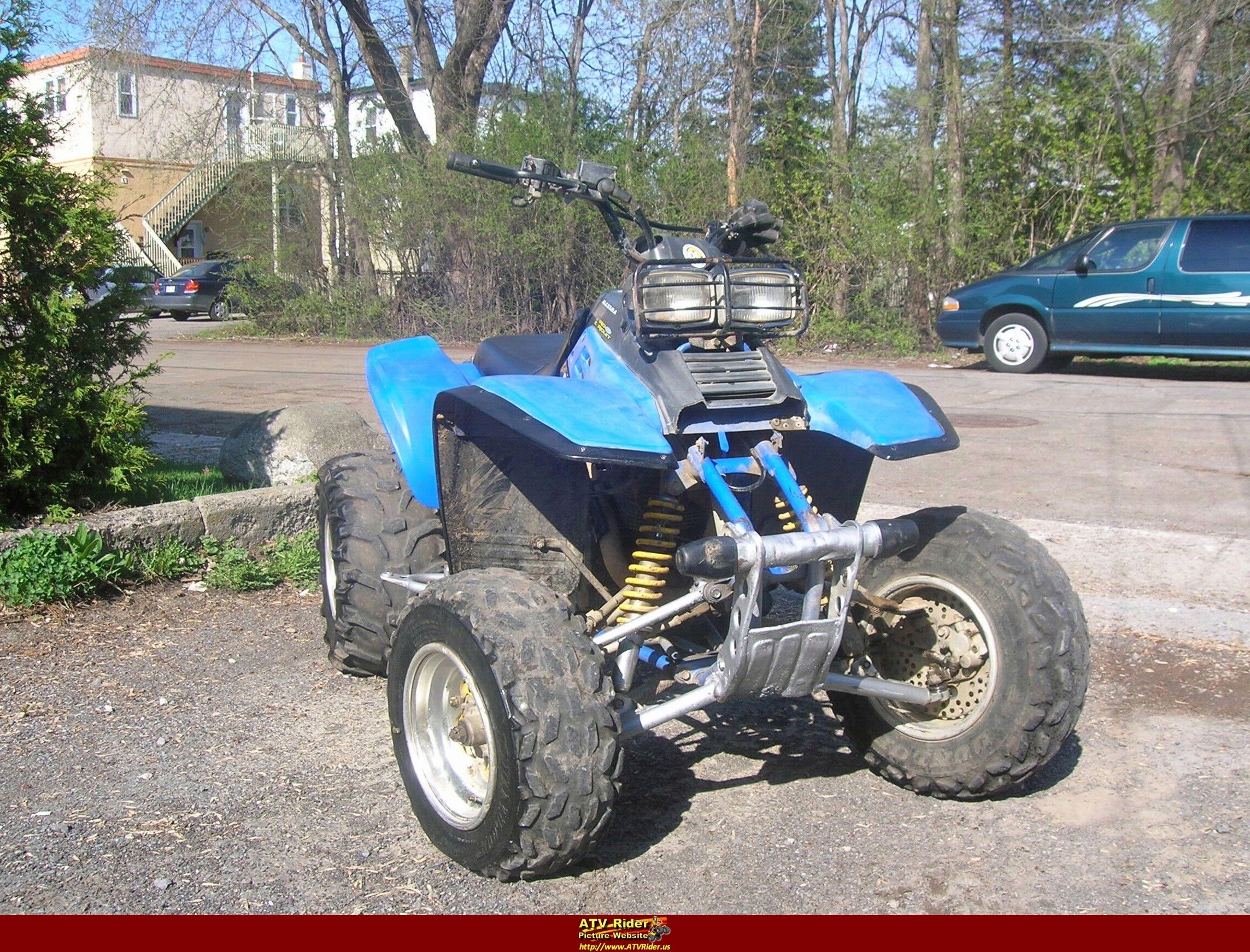 1989 Yamaha Warrior 350 Atv, Yamaha, Mtb Bike, Atvs