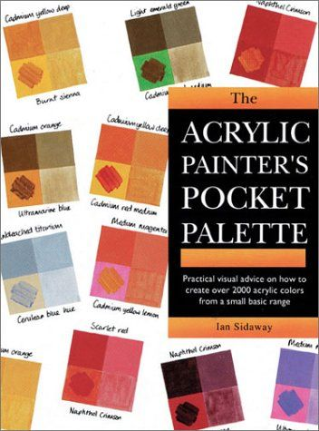 The Acrylic Painter S Pocket Palette Brand North Light B