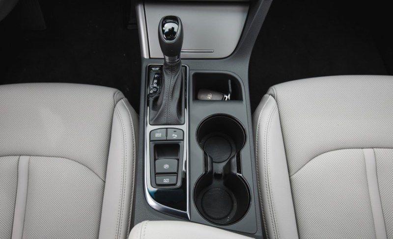 2016 Hyundai Sonata Hybrid Transmission Is 6 Sd Automatic With Manual Shifting Mode