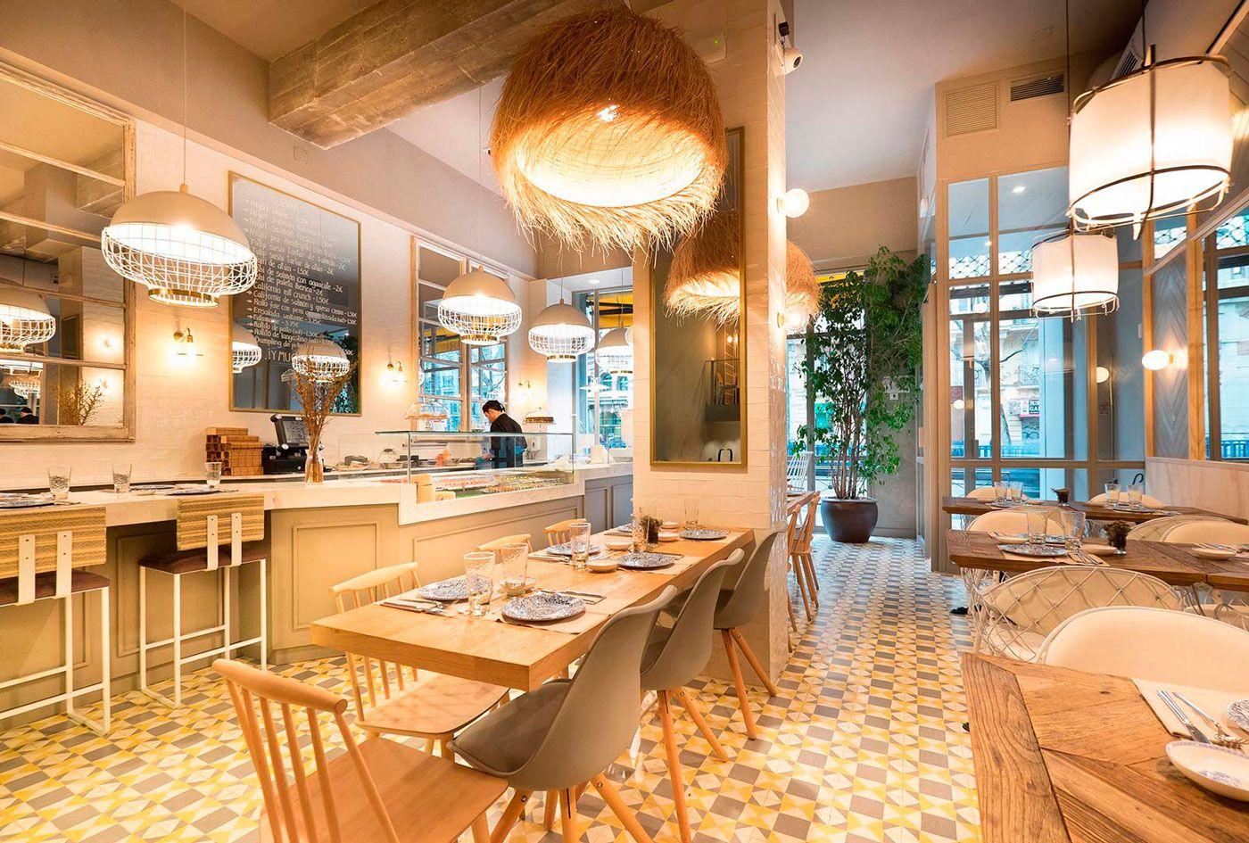 Sushita Cafe Ad Espana C Sushita Cafe Bar Restaurant Interior