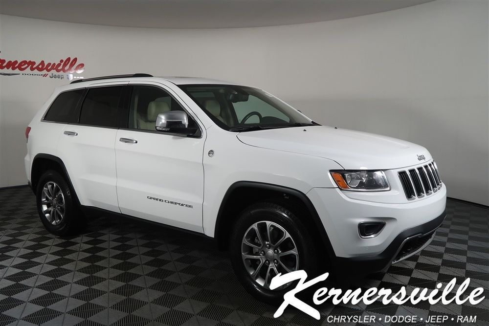 Ebay 2015 Jeep Grand Cherokee Limited Used 2015 Jeep Grand