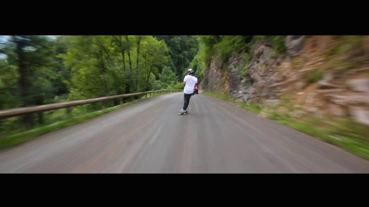 KEVIN BOUAICH RAW RUN ON DTC GECKO PURE. A quick run at Mente in France with Kevin testing the DTC gecko pure